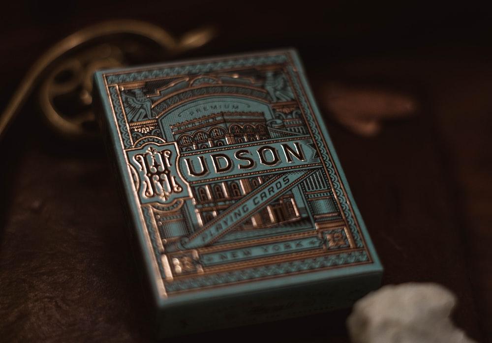 Hudson book