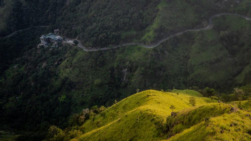 green mountaini