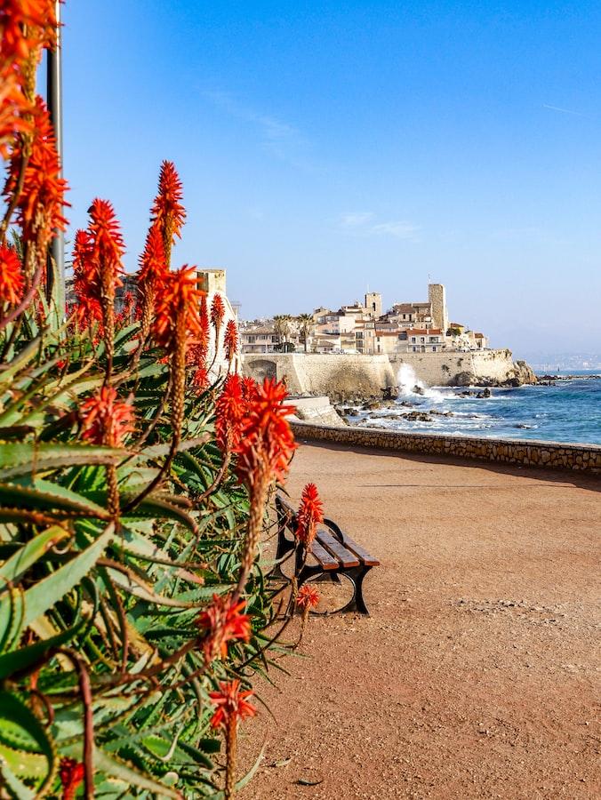 onontdekte plaatsen aan de Côte d'Azur