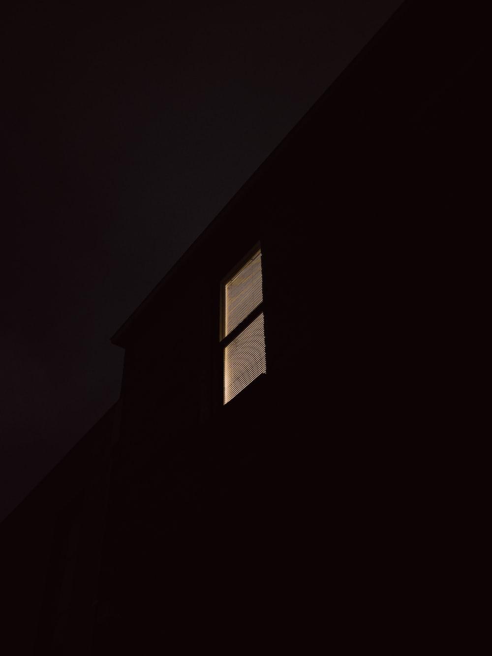 opened house light