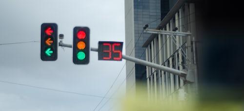 Disadvantages of Traffic Signal