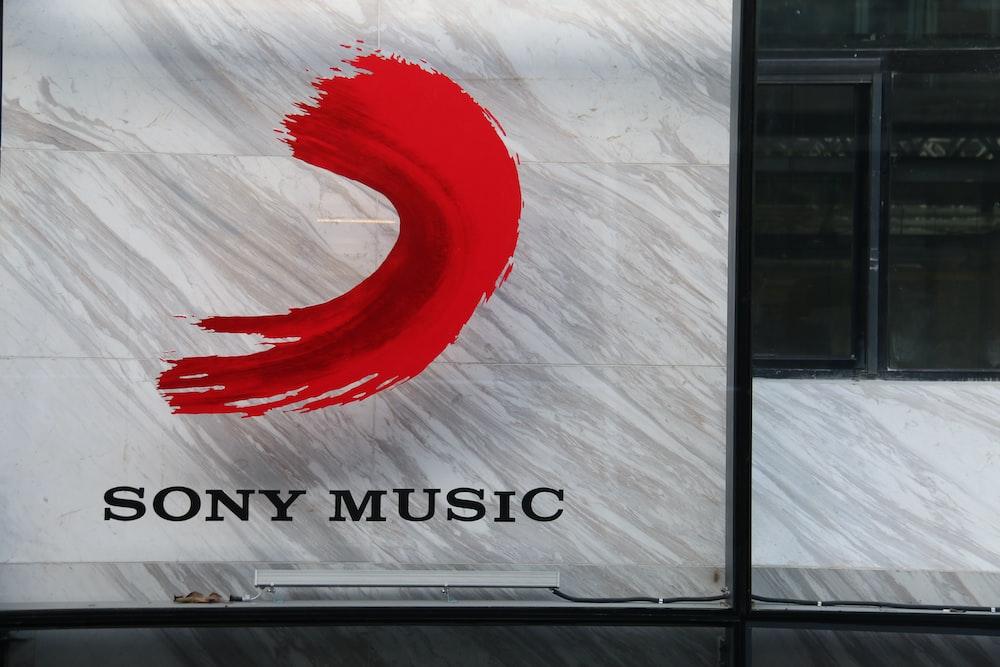 Sony Music ad