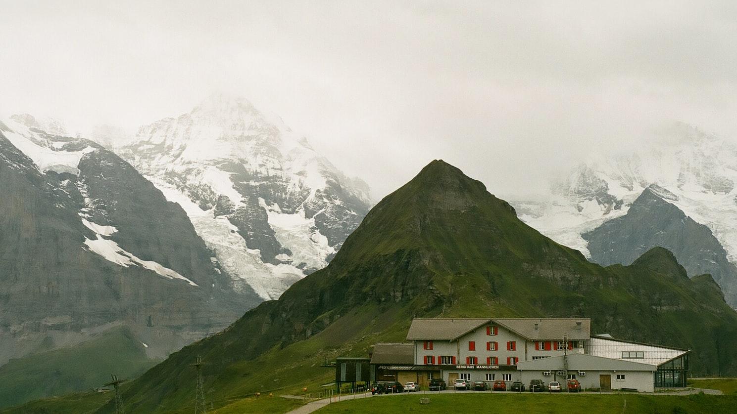 Jungfrau, Top Honeymoon Destinations in Switzerland