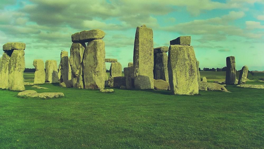 Stonehenge, England during daytime