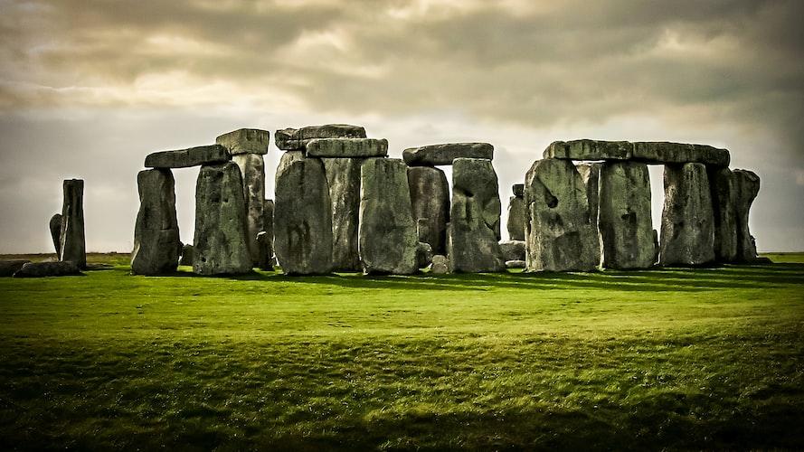 Stonehenge, UK, Iconic Landmarks in Europe