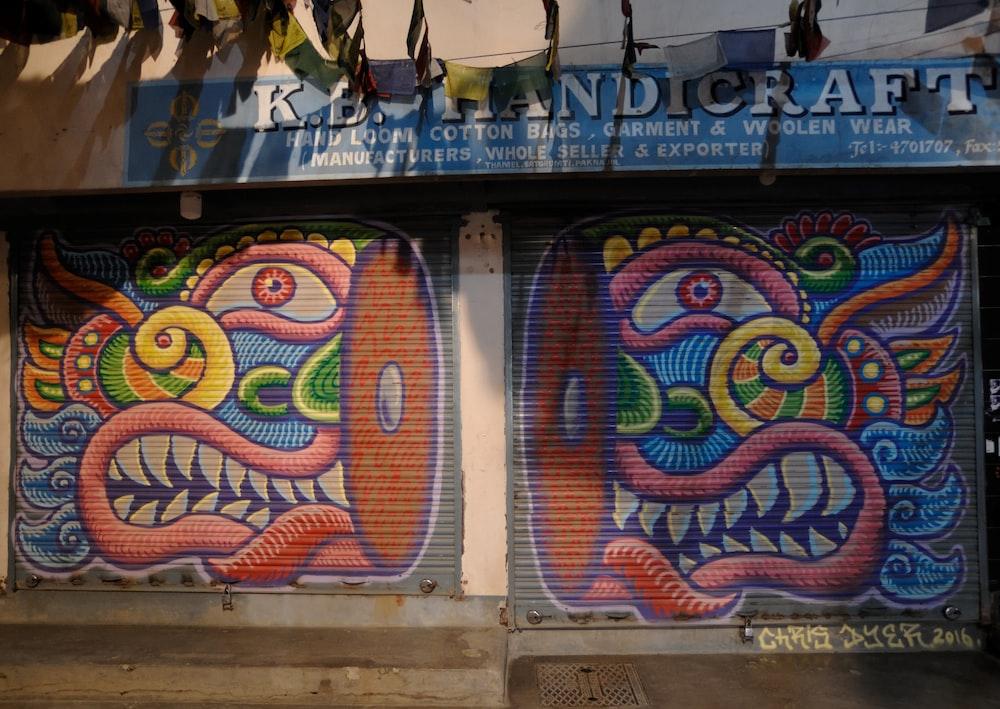 KB Handikraft store during daytime