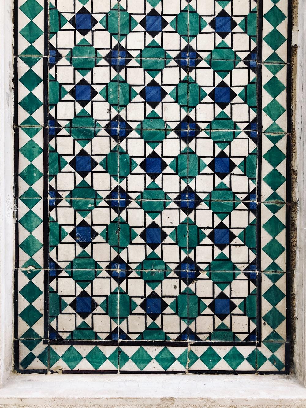 multicolored board