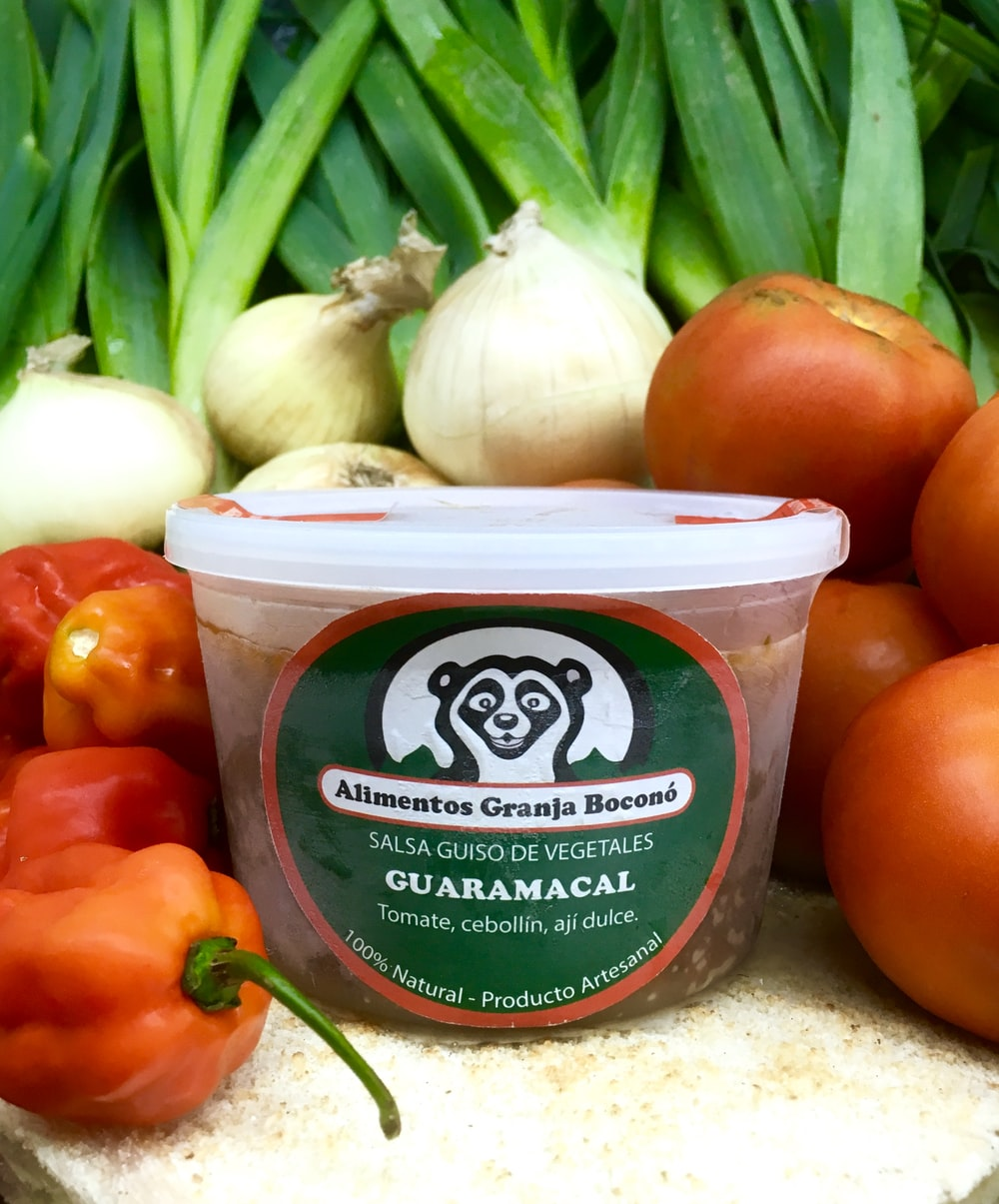 Guaramacal container