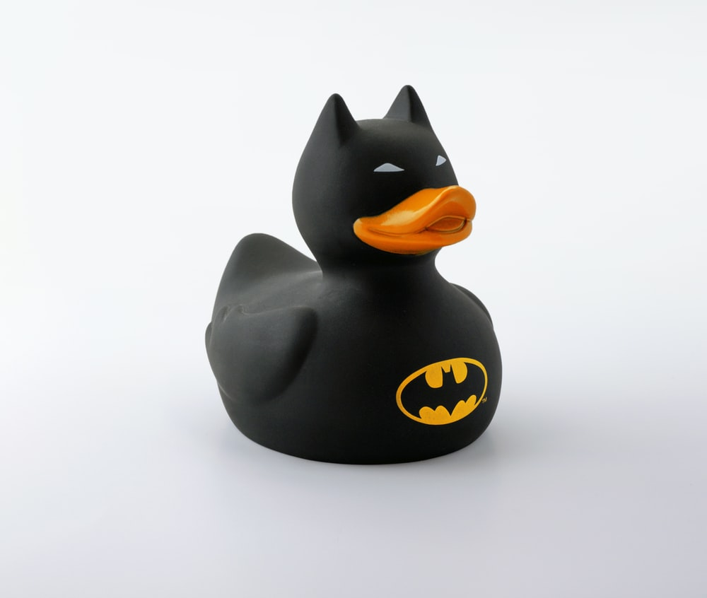 DC Batman duck toy