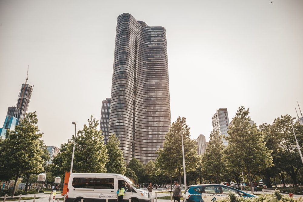 photography of gray high-rise building during daytime
