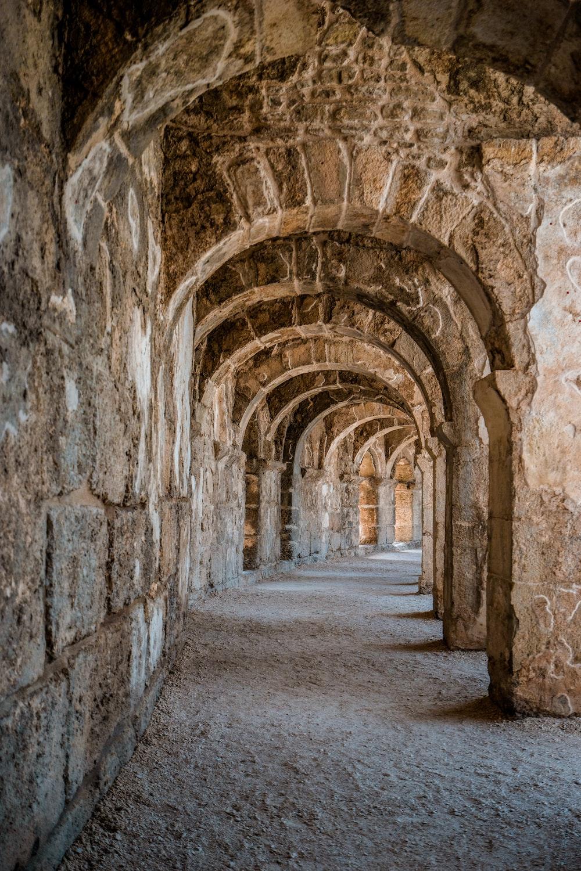 corridor during daytime