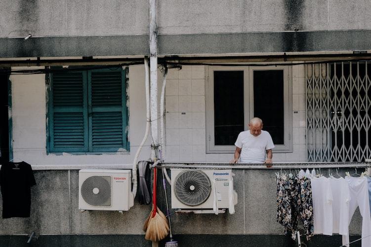 air conditioning installation