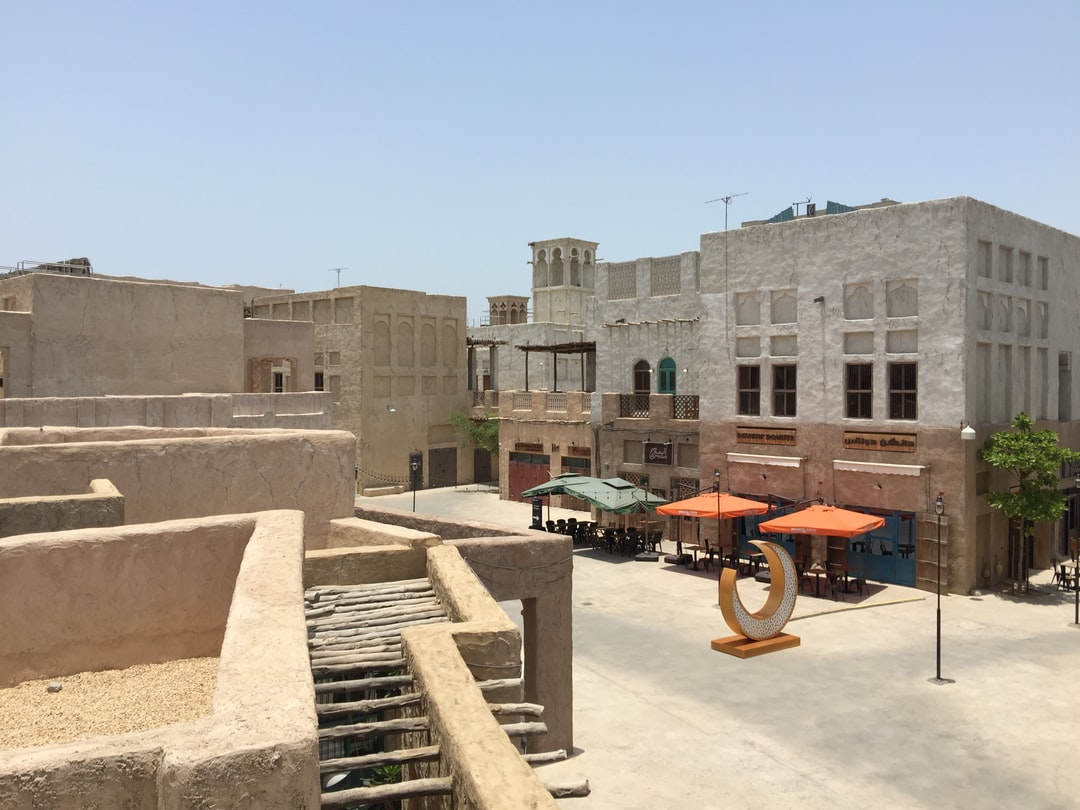 Seef Hotel View