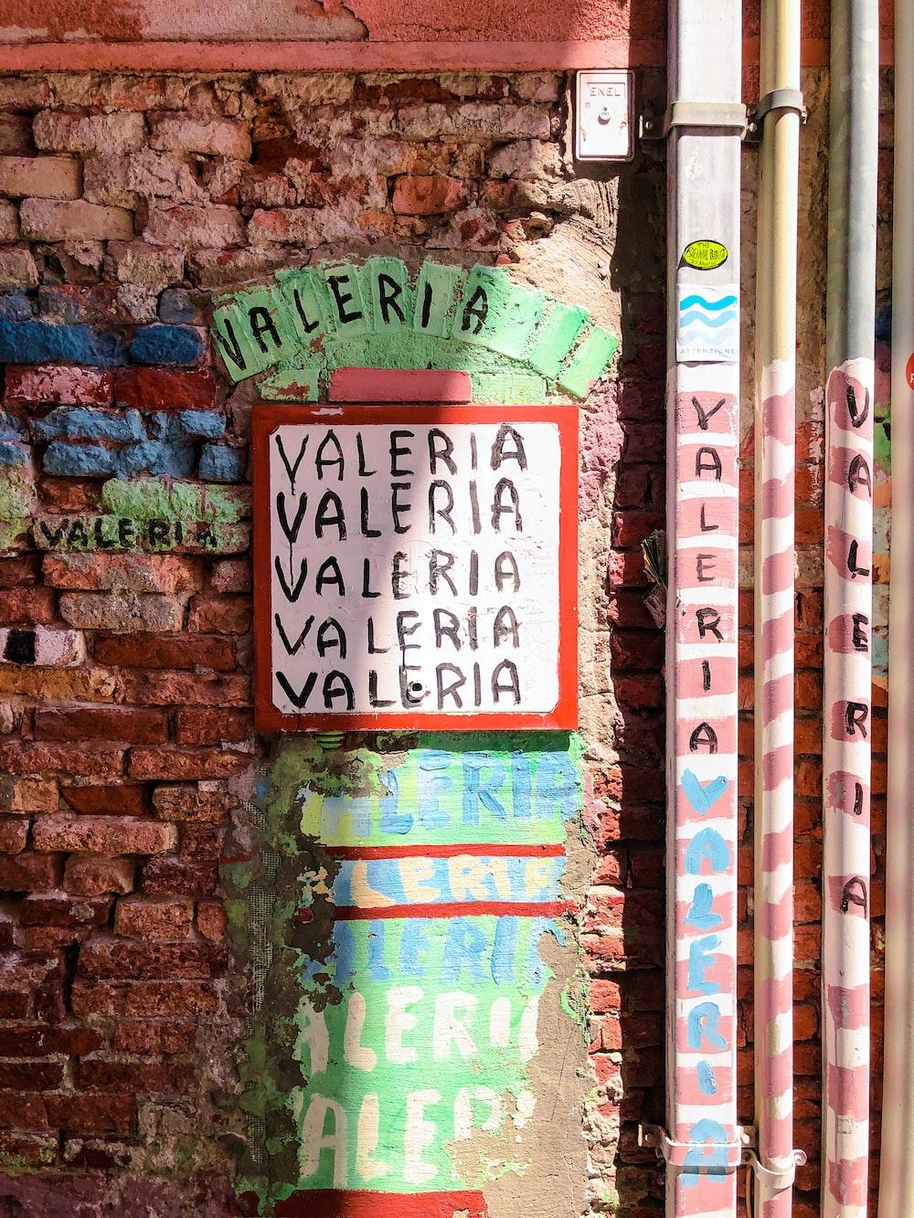Valeria wall decor