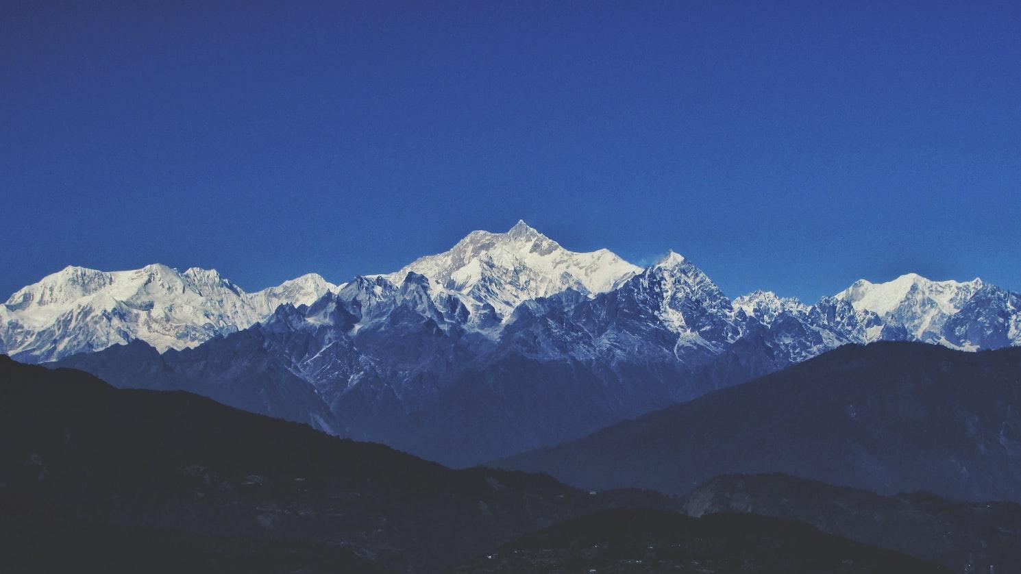 Yaka Peak