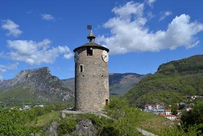 Tower Tarascon sur Ariège