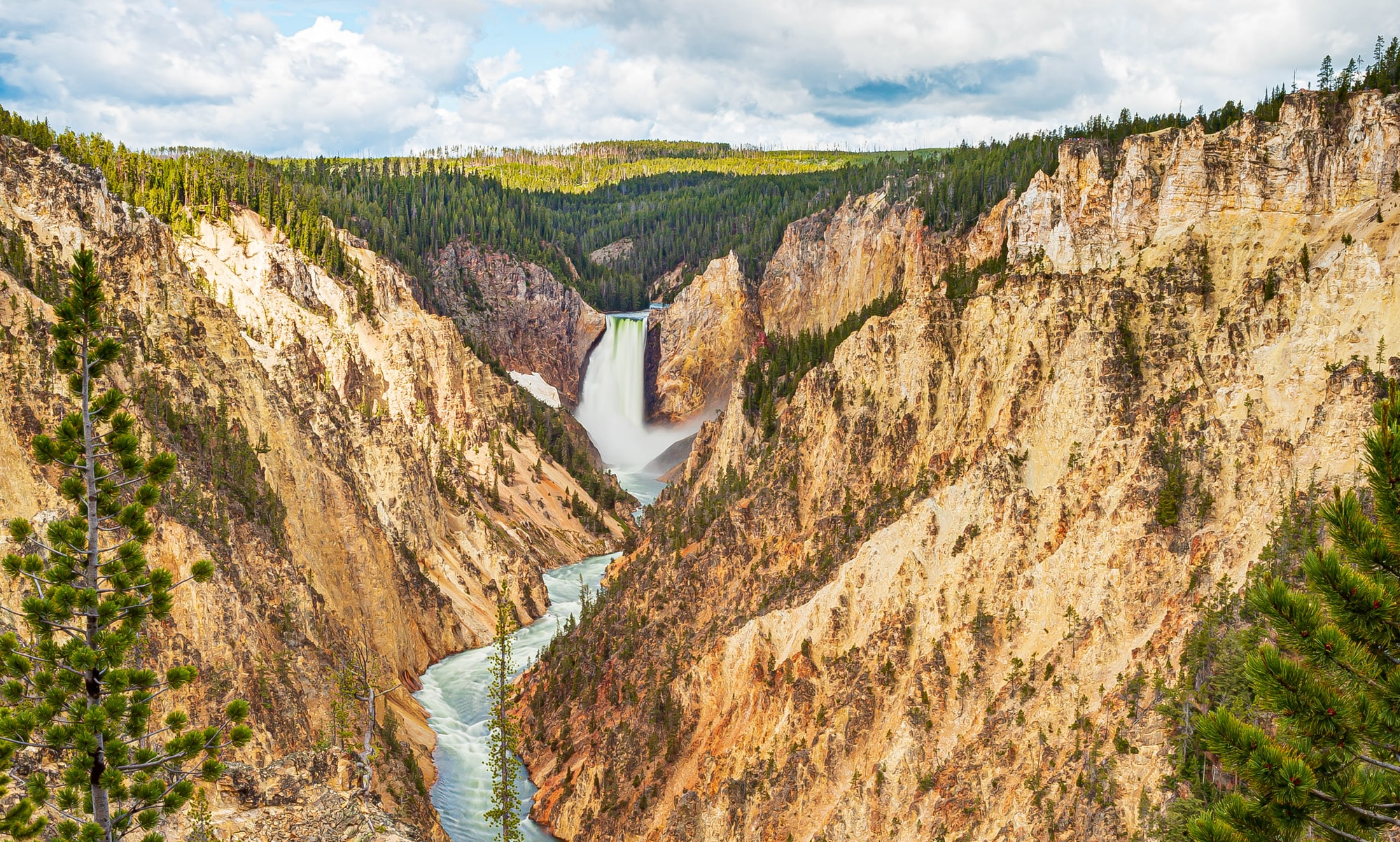 Grand Canyon of Yellowstone home exchange