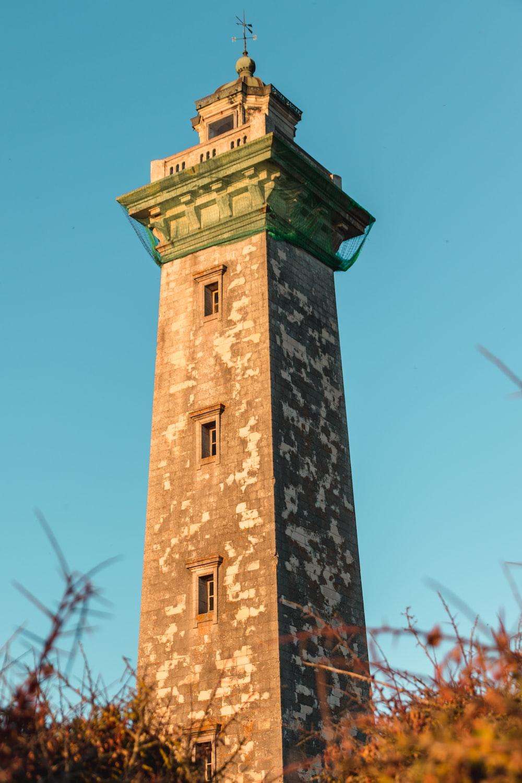 brown tower during daytime