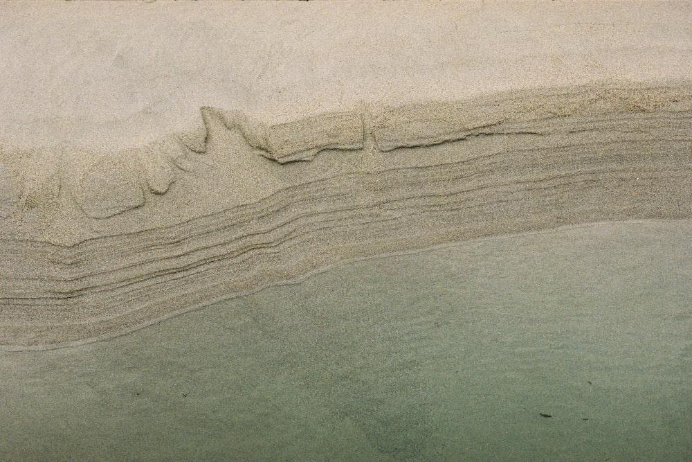 grey surface