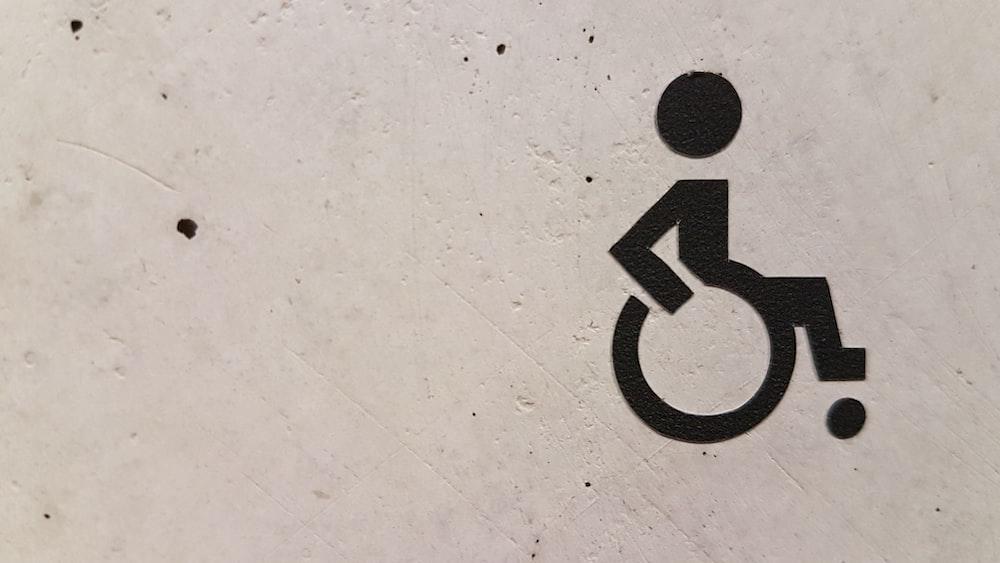 wheelchair signage