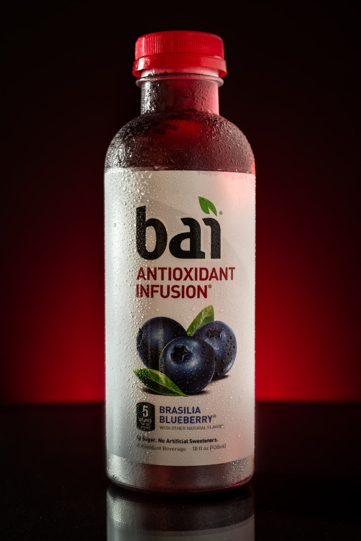 Bai antioxidant infusion drink bottle