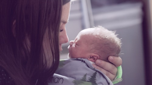 Miracle: A First-Time Mom's Experience
