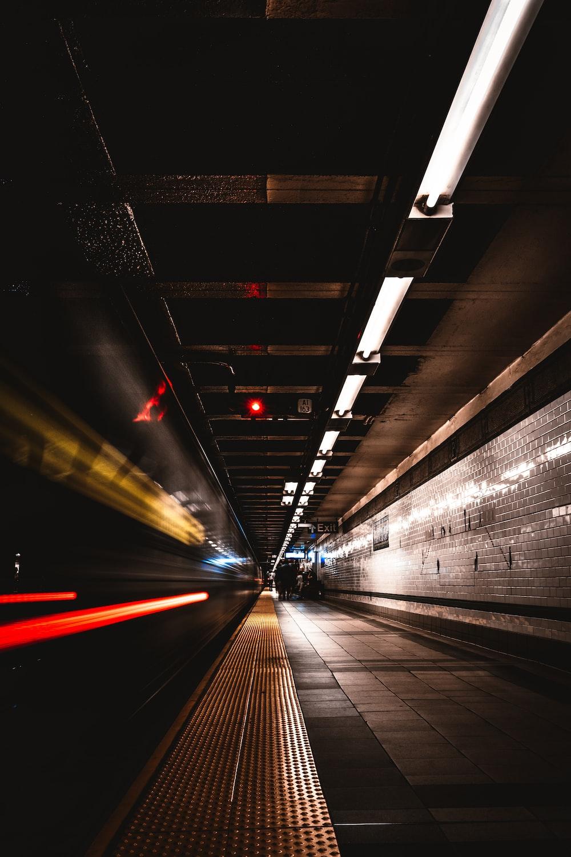 urban photo of a subway station