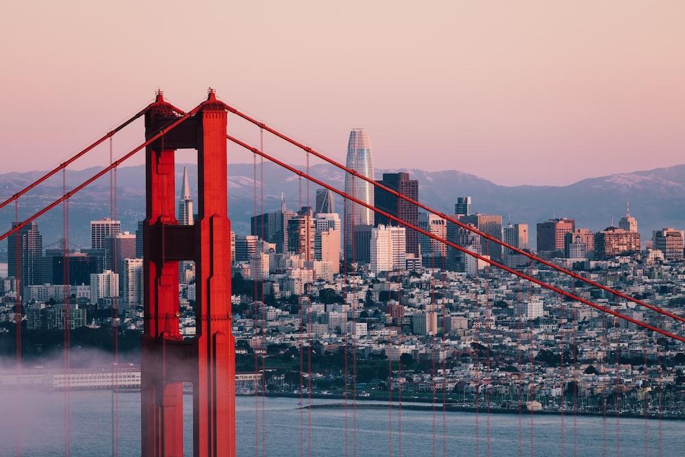 buildings near Golden Gate bridge