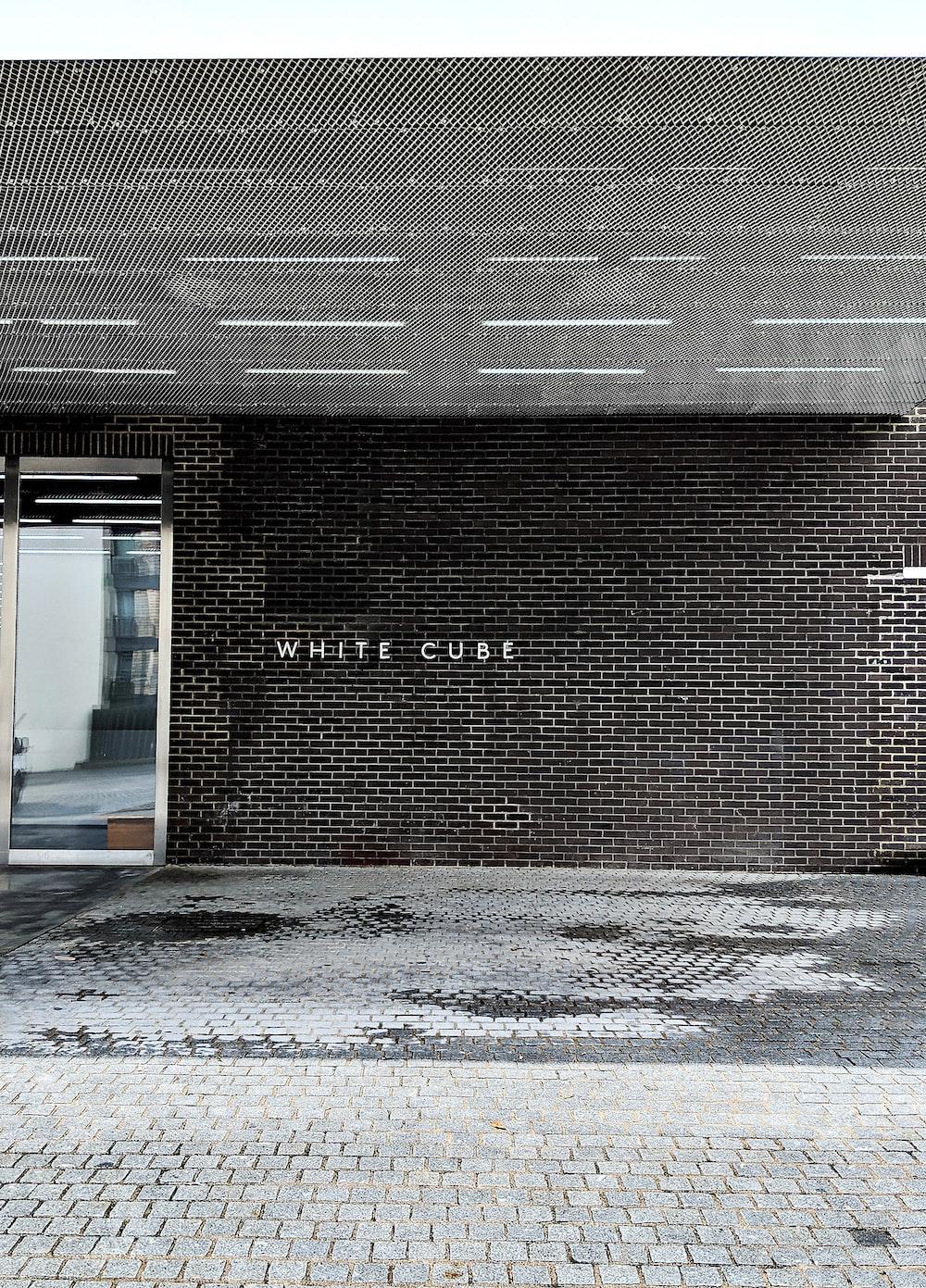White Cube building