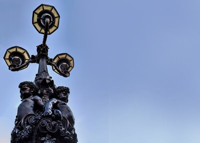 cherub statue cupid teams background