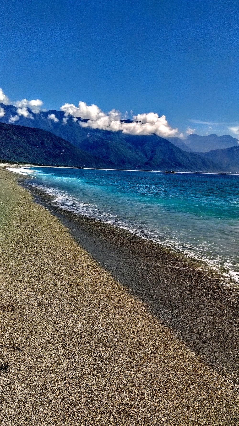 seaside scenery