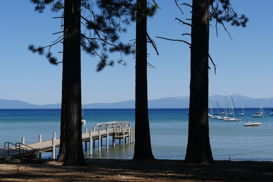 Lake Tahoe Has Risen Eight Feet In Three Years, Beaches Shrink After Snowmelt
