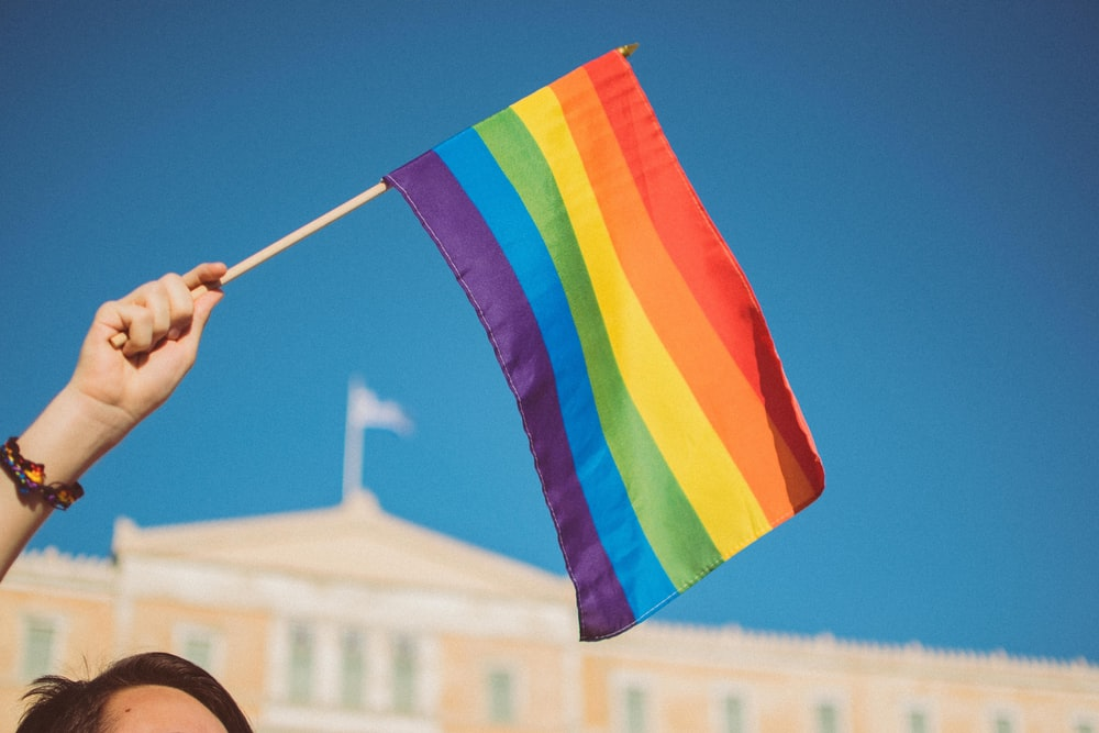 Rainbow Flag Pictures