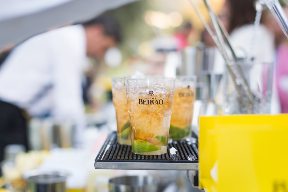 Beirao drinking glass