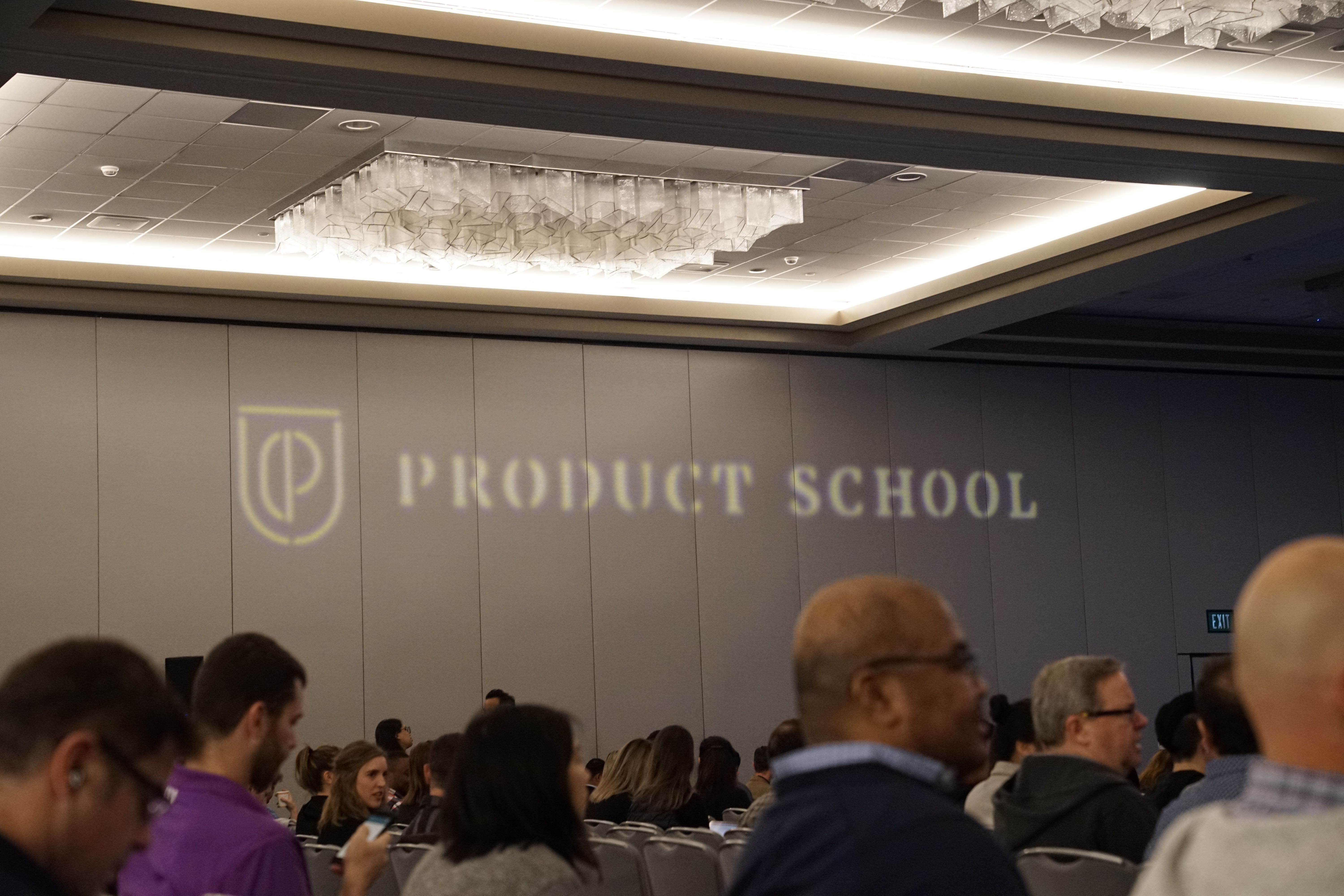 Product School sign