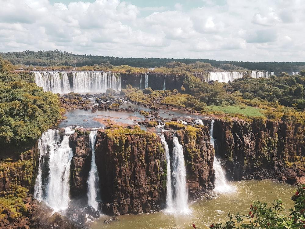 iguazu falls brazil for kids