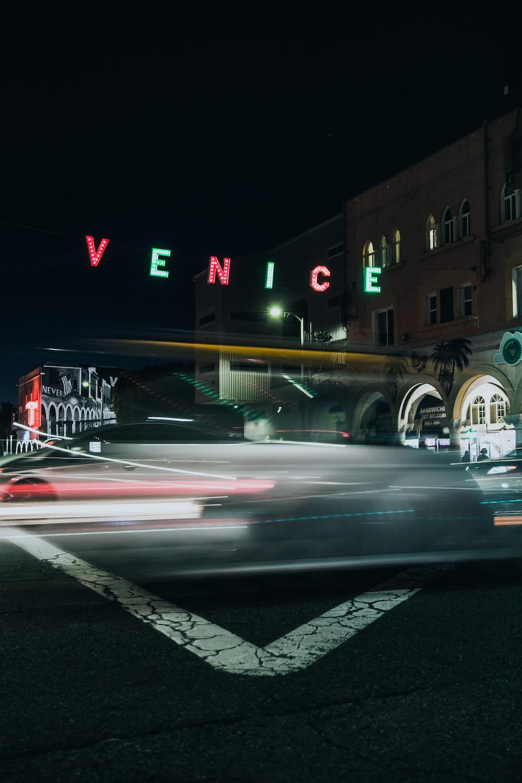 Venice signage
