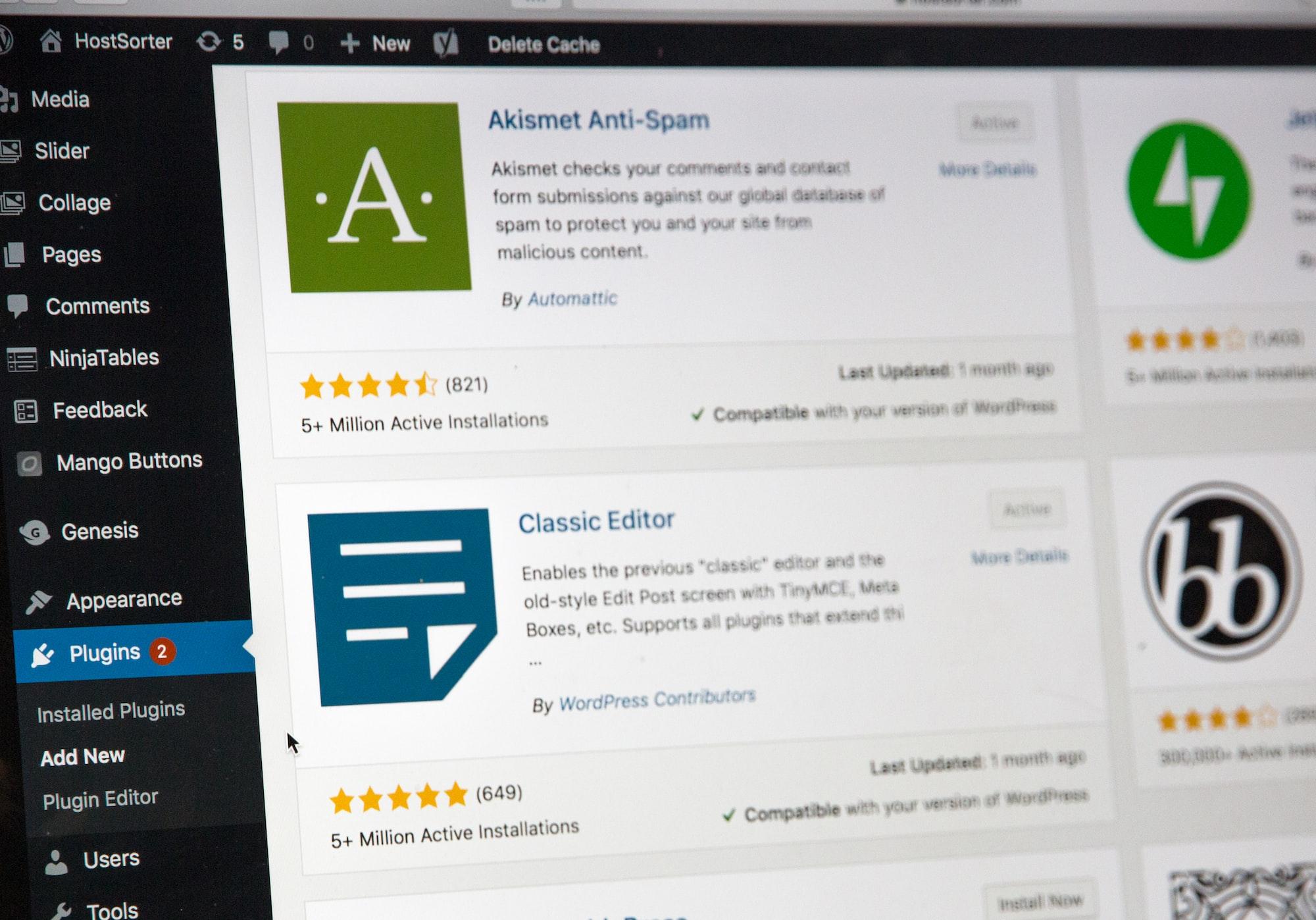 Пиратские плагины и темы для WordPress распространяют малварь