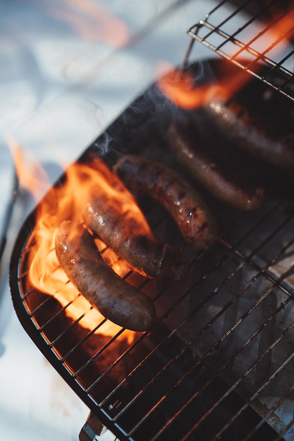 sausage grills