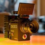 black Red camera