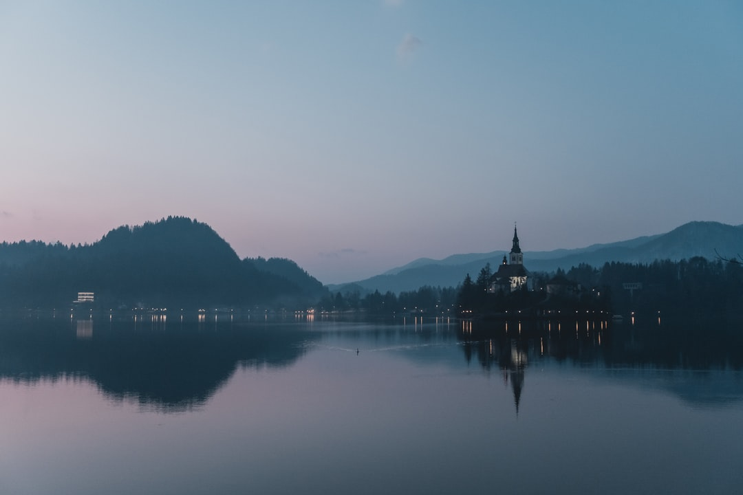 Daybreak at Bled. IG: instagram.com/febiyanr