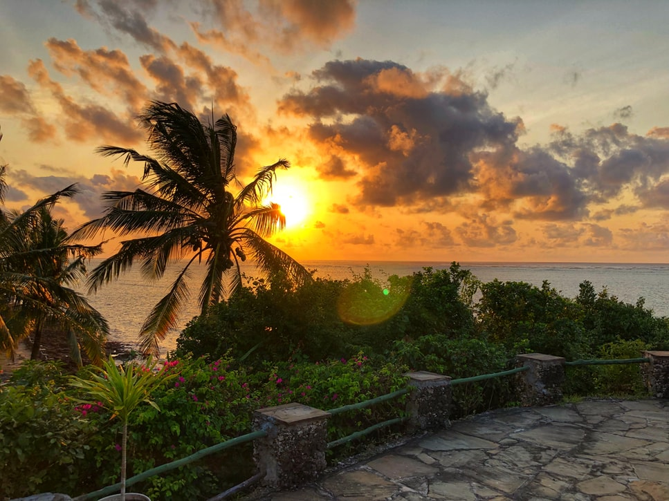 Indian ocean vacation: Mombasa