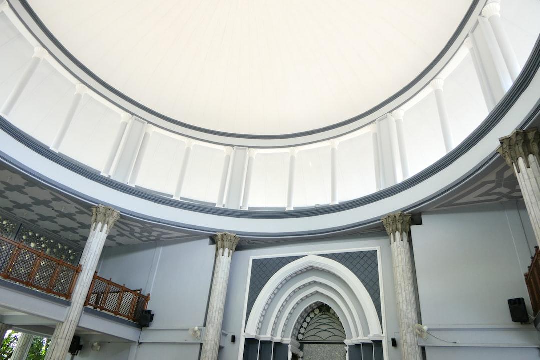 Inside The Dome of Mafaza