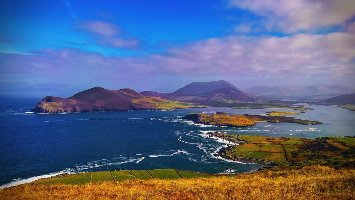 Ring of Kerry - Ireland, Best Scenic Drives in Europe