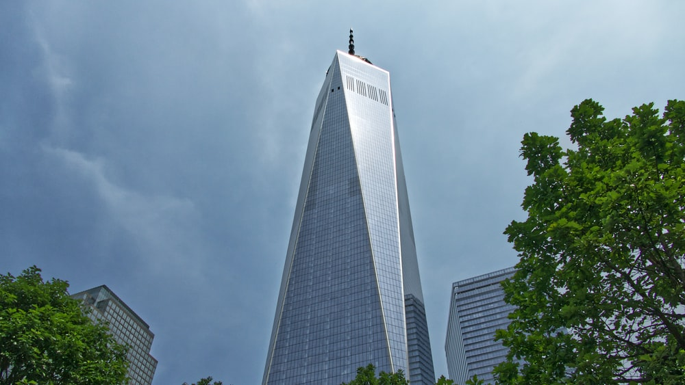 tower building under blue sky