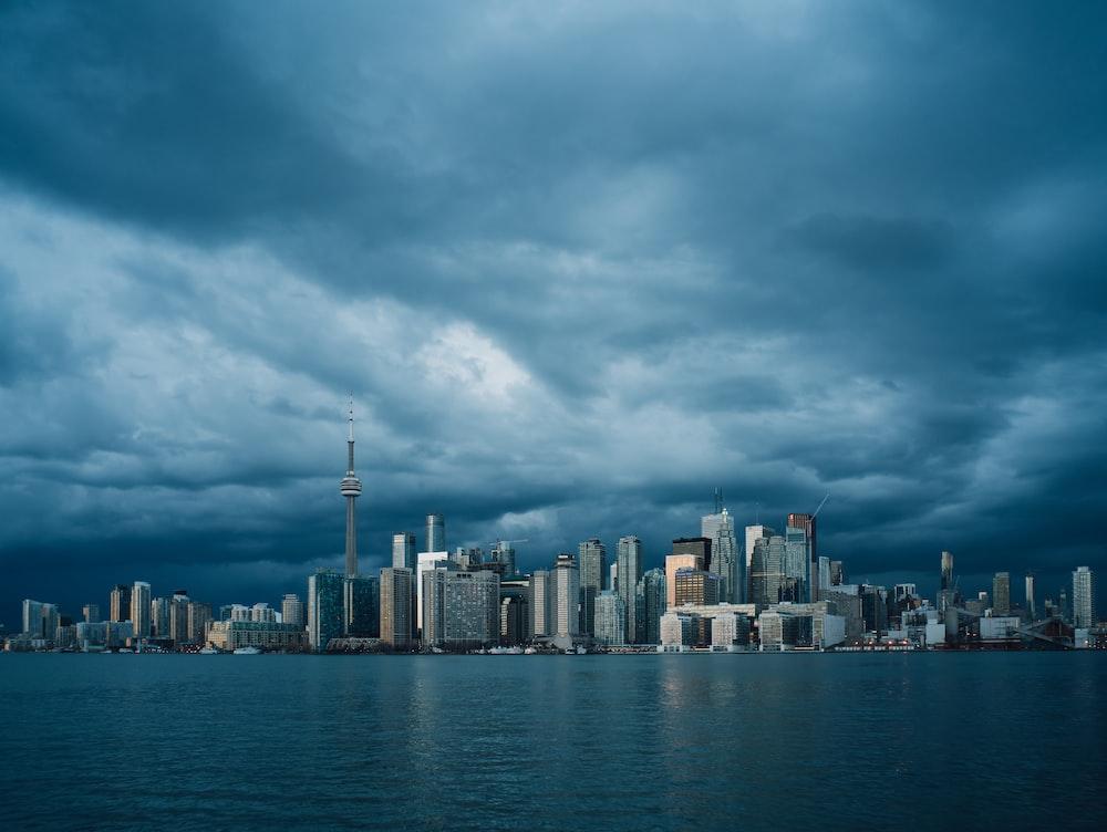 CN Tower across bay