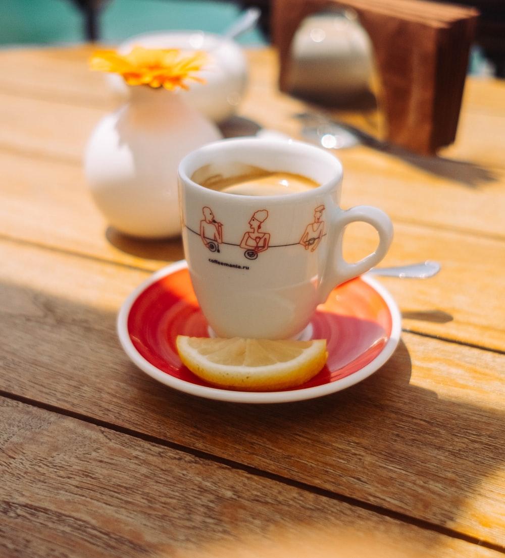 cup of beverage