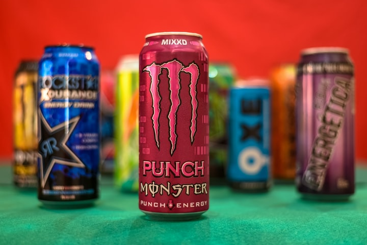Energy Drinks Should Be Banned In Schools And Colleges
