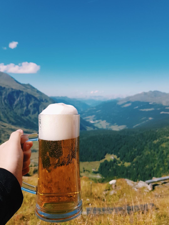 Bier ist nachhaltig, BiertrinkerInnen sind umweltbewusst / Österreich