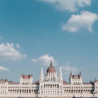 Polaroid Image - budapest - the capital